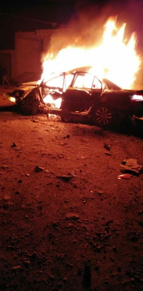 El Bab'da patlama: 1 ölü, 3 yaralı