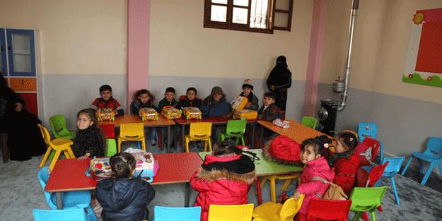 El Bab'ta çocuklar yüce Kur'an'ı öğrenecek: Diyanet İşleri Başkanlığı Kur'an kursu açtı