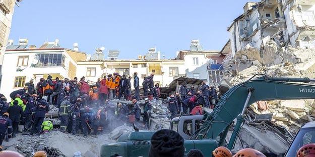 Elazığ depremi ölen ve yaralıların kimlikleri son dakika açıklandı