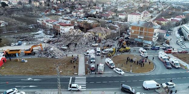 Elazığ depreminde ölenlerin isimleri! Elazığ depreminde son durum