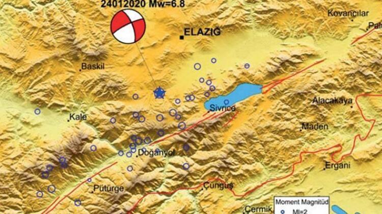 Elazığ depreminin ön inceleme raporu yayımlandı