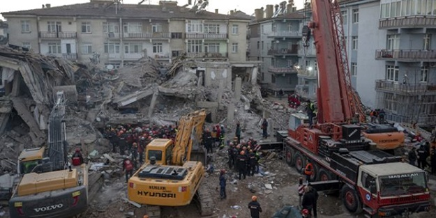 Elazığ depremiyle ilgili dikkat çeken veriler paylaşıldı
