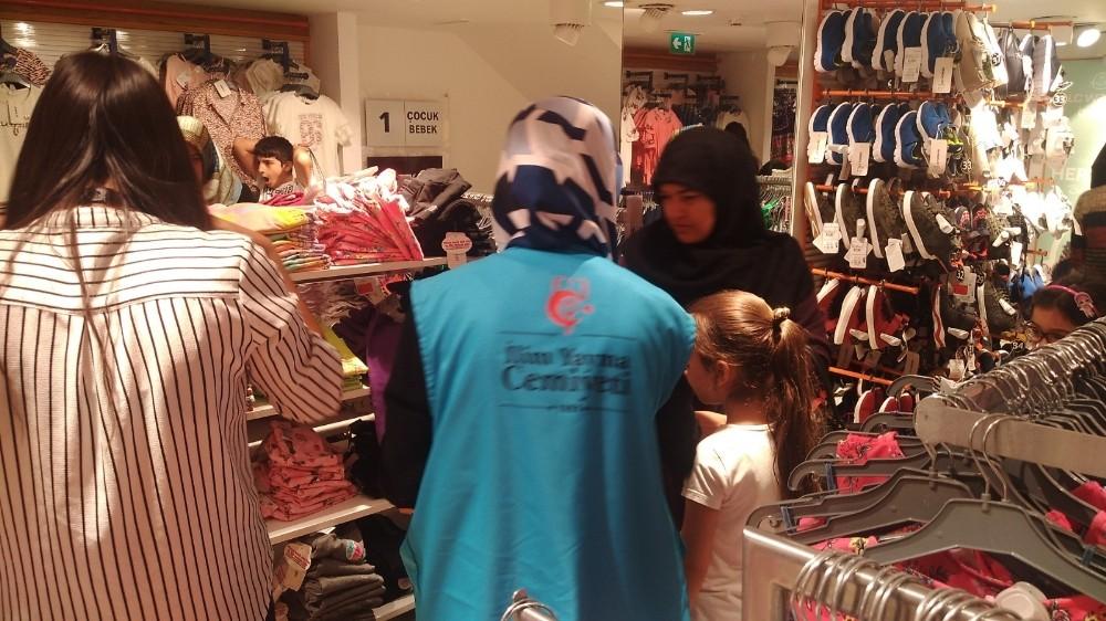 Elazığ'da 350 çocuğa bayram hediyesi