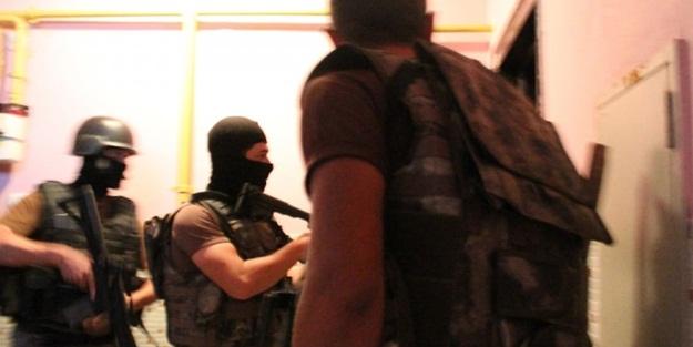 Elazığ'da DAEŞ'e operasyon