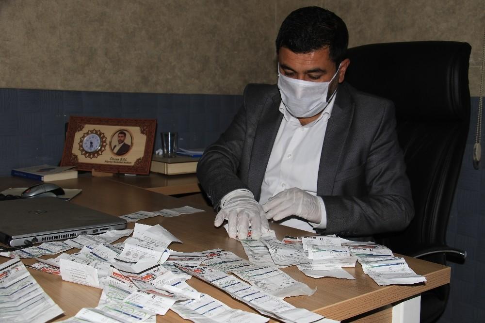 Elazığ'da gizli hayırsever, 200 ailenin elektrik faturasını ödeyecek
