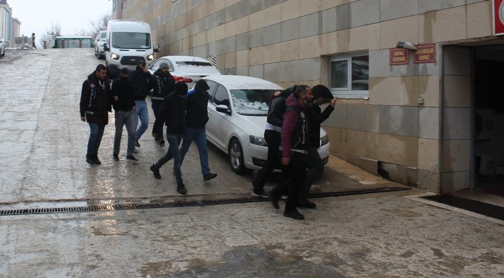 Elazığ'da uyuşturucu operasyonları: 6 şüpheli yakalandı
