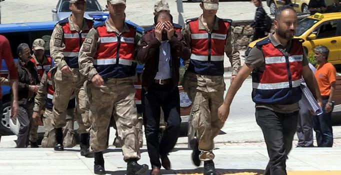 Elazığ'da uyuşturucu operasyonu: 5 şüpheli tutuklandı