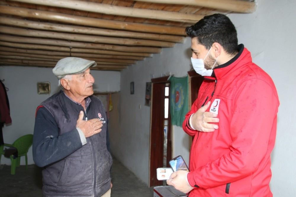 Elazığ'da Vefa Sosyal Destek Grubu 24 bin 653 aileye ulaştı
