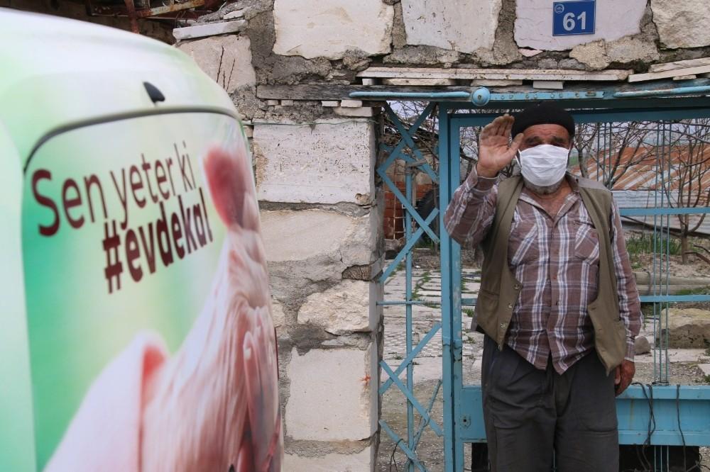 Elazığ'da Vefa Sosyal Destek Grubu 49 bin 120 aileye ulaştı