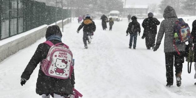 Elazığ'da yarın okullar tatil olacak mı? 11 Aralık Çarşamba Elazığ Valiliği kar tatili