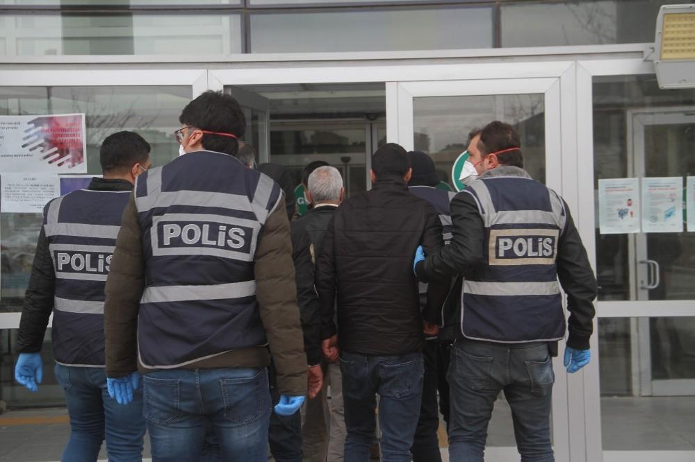 Elazığ'daki silahlı kavga: 3 tutuklama