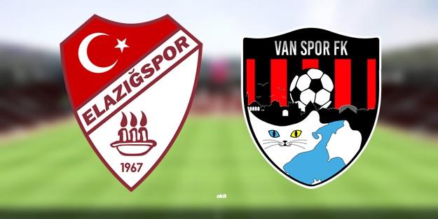Elazığspor Vanspor maçı ne zaman? Maç saat kaçta hangi kanalda? TFF 2. Lig 15. hafta