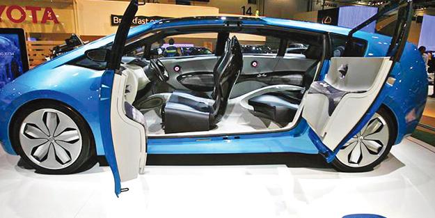 Elektrikli ve hibrit araçta gümrük vergisi yüzde 0.8 ...