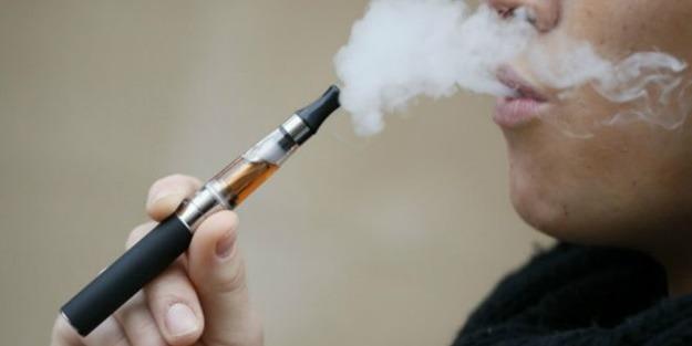 Elektronik sigara kanser yapıyor!