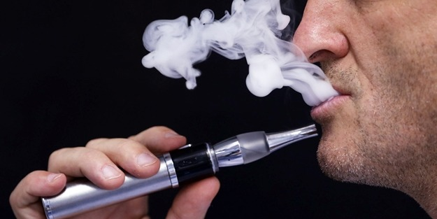 'Elektronik sigarayla ilgili palavralara inanmayın!'