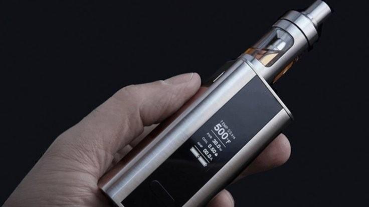 Elektronik sigaranın tütünden farkı yok