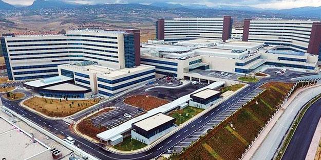 Şehir hastaneleri yüz akımız oldu