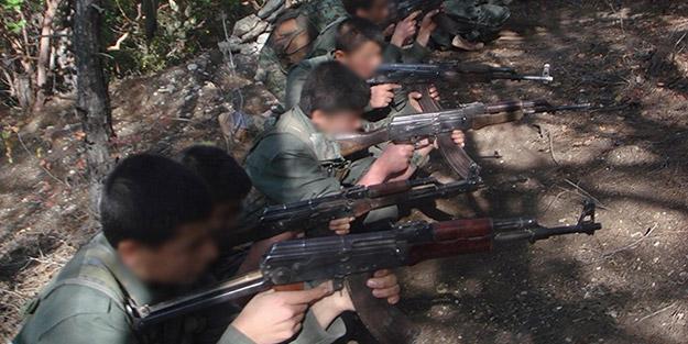 Eli kanlı terör örgütü PKK, 20 bin çocuğu dağa kaçırdı!