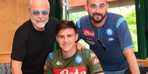 Eljif Elmas, Napoli'ye resmen imzayı attı