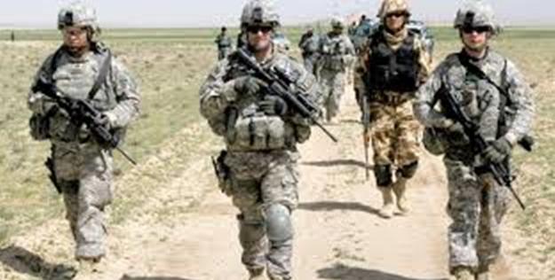 Eller tetikte! Tam 75 bin ABD askeri bölgede...
