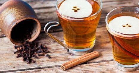 Elma çayının bilinmeyen faydaları | Farklı elma çayları