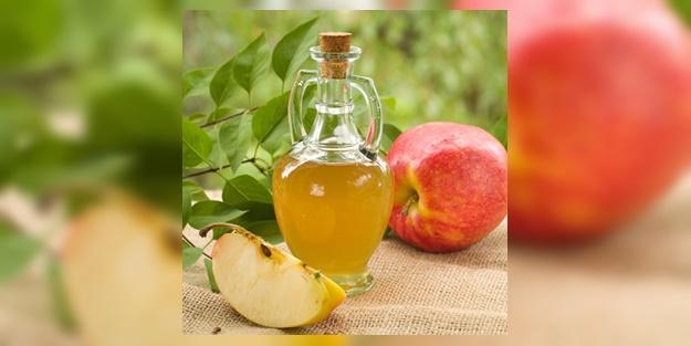 Elma sirkesi zayıflatır mı? İşte elma sirkesinin faydaları