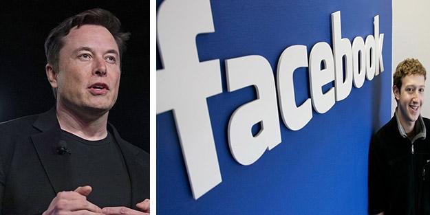 Elon Musk'tan milyonları ayağa kaldıran Facebook çağrısı!
