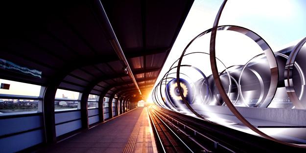Hyperloop Ulaşımda Devrim