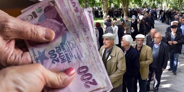 Emekli ek ödeme zammı ne zaman ne kadar? Emekliye ek ödeme zammı ne zaman verilecek?