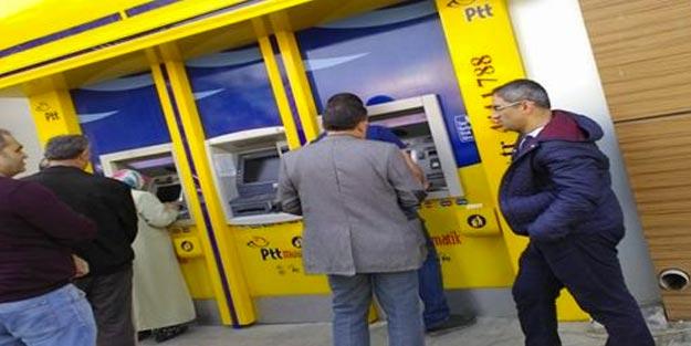 Emekli maaşımı PTT'den almak için ne yapmalıyım?