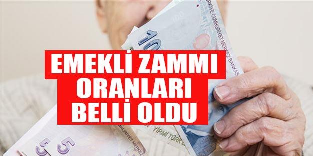 Emekli zam son dakika haberleri SSK, Bağkur, memur emekli zammı bayram ikramiyesi