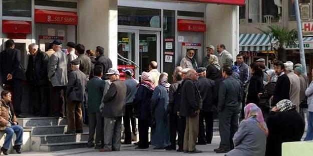Emeklilere bankalardan tuzak!