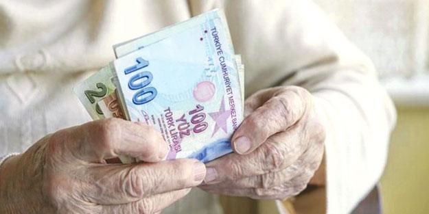 Emeklilerin maaşlarına ne kadar zam yapılacak?