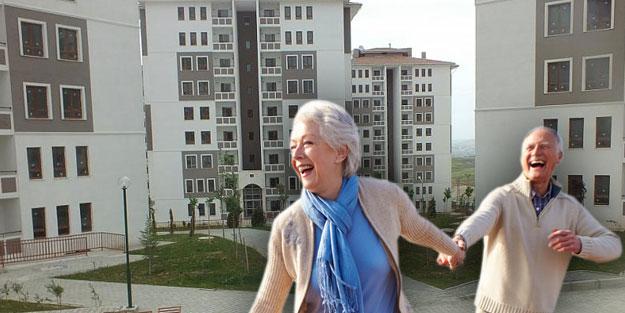 TOKİ emekliye ev imkanı hangi illerde