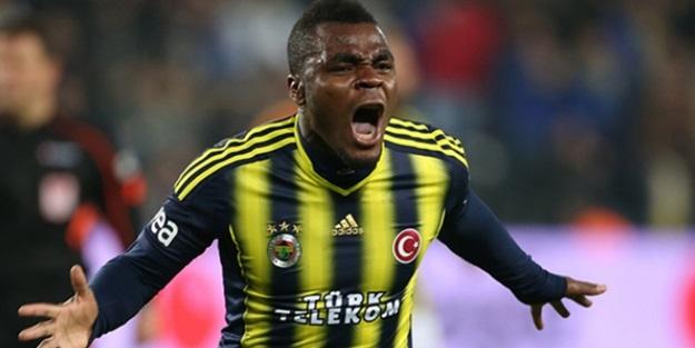 Emenike: Umarım ileride Fenerbahçe'ye teknik direktör olurum