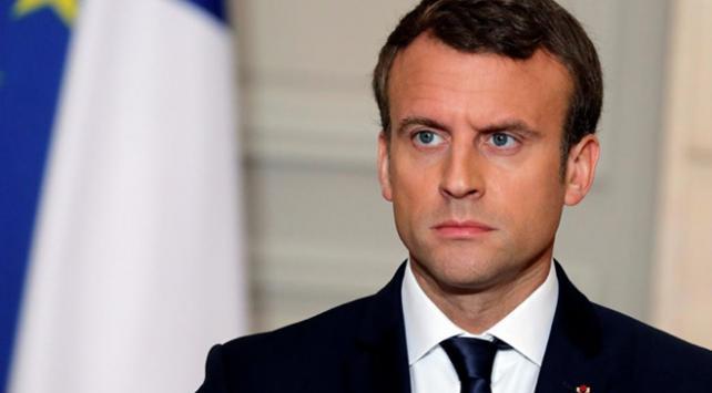 Emmanuel Macron: 1 Mayıs'ta darp olayının tek sorumlusu benim