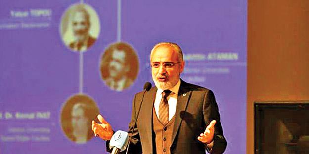 Emperyalizmin önündeki tek engel Türkiye