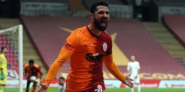 Emre Akbaba'dan Galatasaray için 10 milyon TL'lik fedakarlık