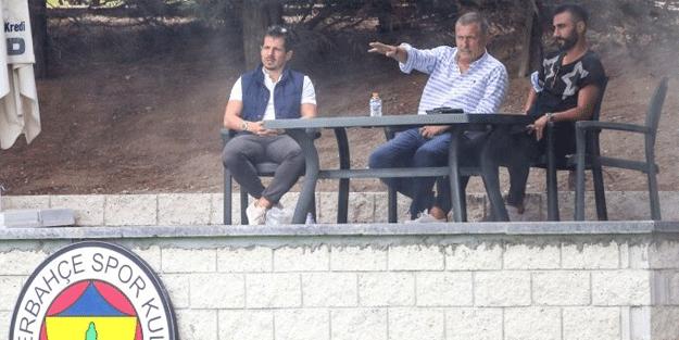 Emre Belözoğlu'ndan Fenerbahçelileri sevindiren Selçuk Şahin hamlesi