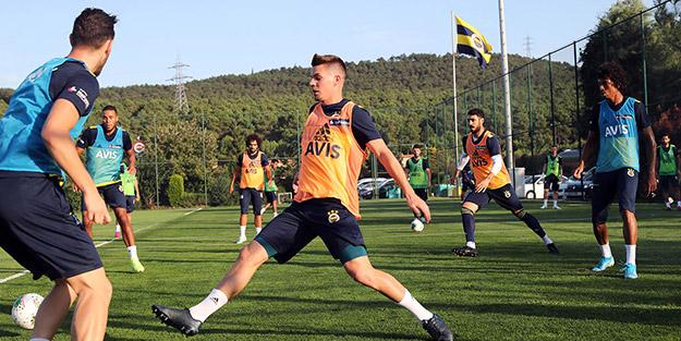 Emre'siz Fenerbahçe, Alanyaspor'a karşı hazır