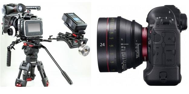 En çok kullanılan 10 kamera