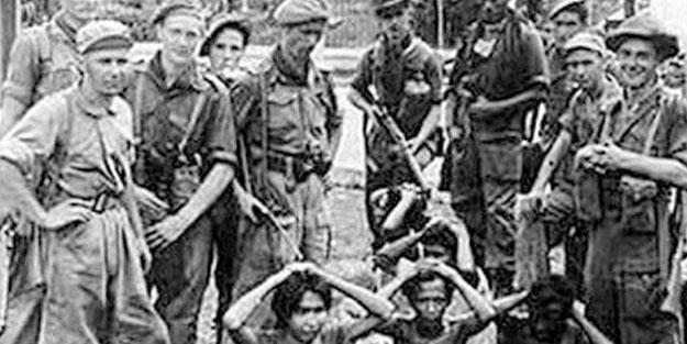 Endonezya'da katliam yapan Hollanda tazminat ödeyecek