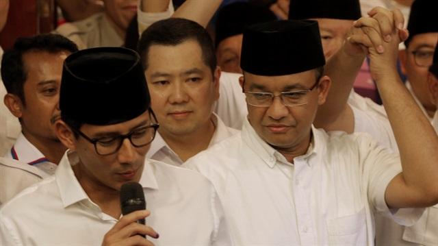 Endonezya'da Müslüman aday kazandı