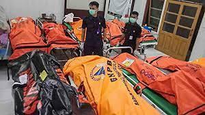 Endonezya'da nehir temizliği faciası: 11 ölü