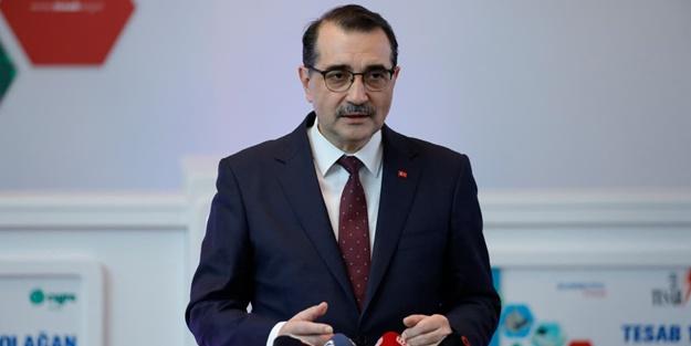 Enerji ve Tabii Kaynaklar Bakanı Fatih Dönmez açıkladı: İlk operasyon Temmuz ayında