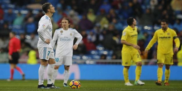 Enes Ünallı Villareal, Real Madrid'i sahadan sildi