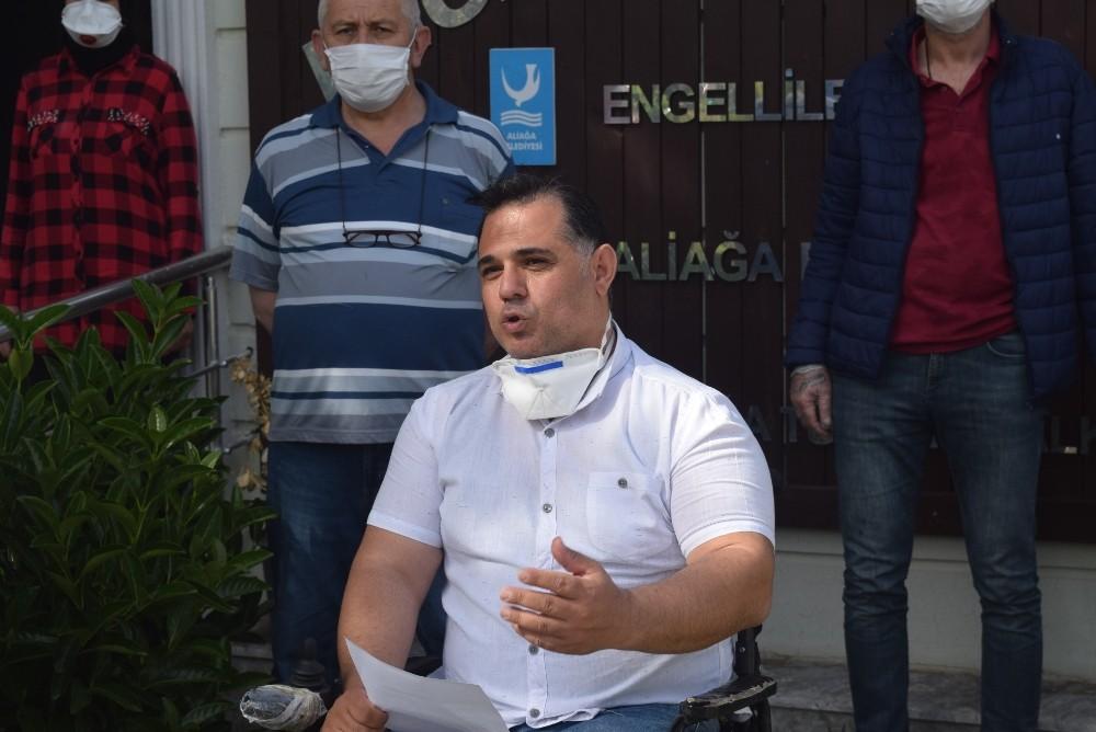 Engelliler Haftası etkinlikleri korona virüsüne takıldı