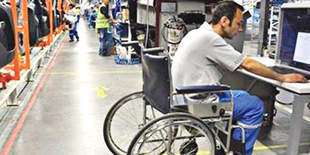 Engelliler yaş beklemeden emekli olabilir