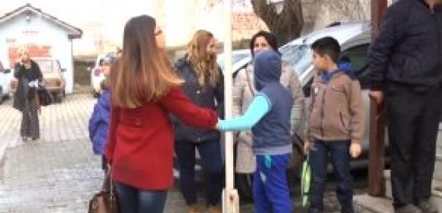 Engellilerden Bayırbucak Türkmenlerine Yardım