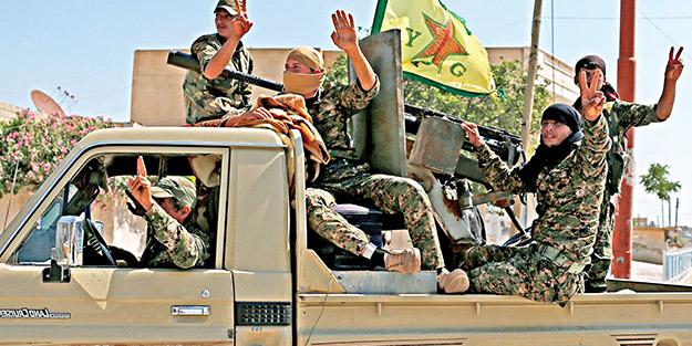 ENKS ile örgütü birleştirme çabasında! ABD, YPG'yi legalleştiriyor